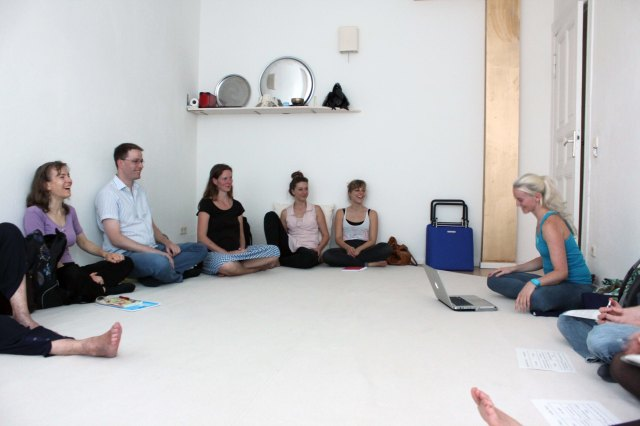 Workshop über luzides Träumen und projektive Traumarbeit in Berlin.