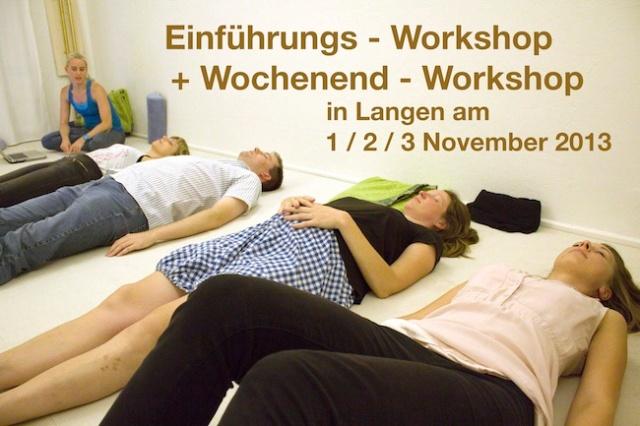 Einführungs – Workshop & Wochenend – Workshop für das luzide Träumen mit projektiver Traumarbeit in Langen.
