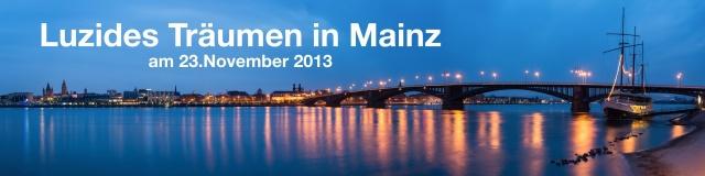 Einführungs-Workshop in Mainz zum luziden Träumen und projektiver Traumarbeit.