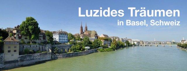 Lerne luzides Träumen im Workshop in Basel in der Schweiz.