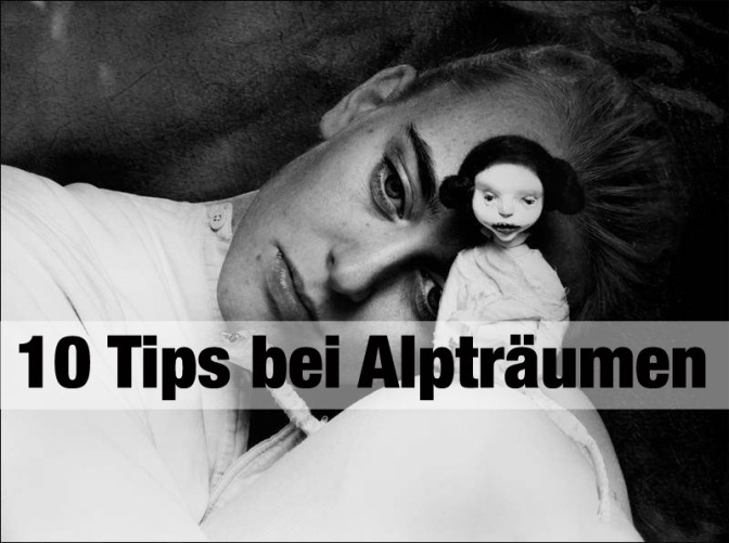Tips bei Alpträumen